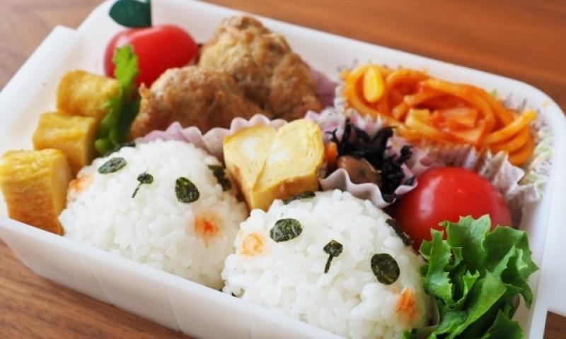 お弁当を美味しく見せる色合いの秘密は5色にアリ!