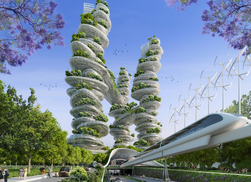 2050 París Smart City 16