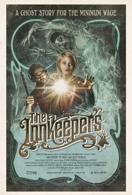 Cartel de The Inkeepers de Ti West