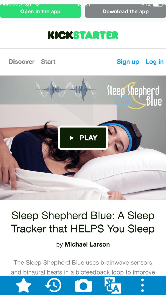 sleep shepherdで検索します。