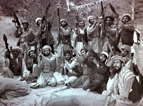Mujahideen in 1984