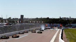 St Pete Reportée en IndyCar