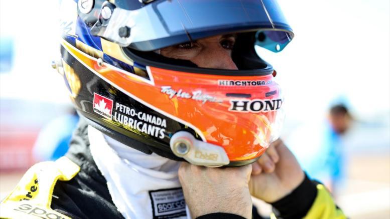 James Hinchcliffe Andretti 2021