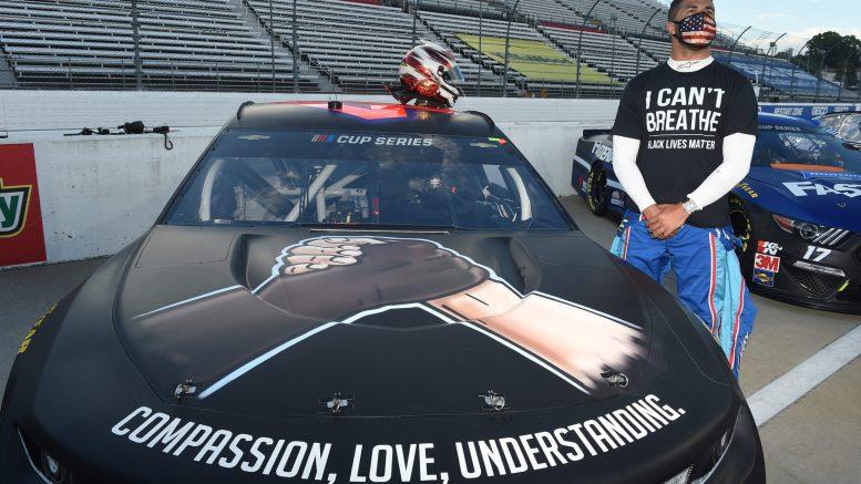 Bubba Wallace NASCAR