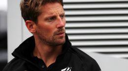 Romain Grosjean IndyCar