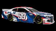 iFly Sponsor Suarez NASCAR Cup 1