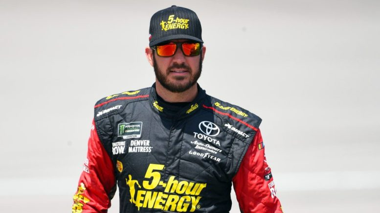 Martin Truex Jr. 2021 Joe Gibbs Racing