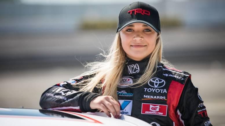 Natalie Decker NASCAR Xfinity 2021