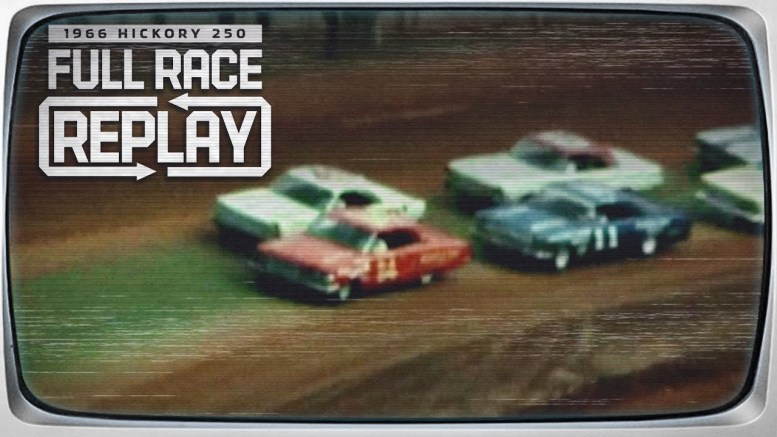 Les Hickory 250 de 1966