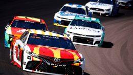 Chase Elliott Course Compliquée Phoenix
