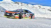 Une NASCAR sur glace en première mondiale !
