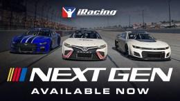 Les Next Gen disponibles sur iRacing