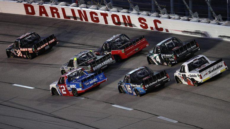 Darlington remplace Mosport en Truck