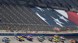 La All-All Star, un mini-Daytona ou mini Talladega pour Newman