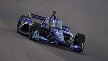 Journée positive pour Romain Grosjean à Gateway