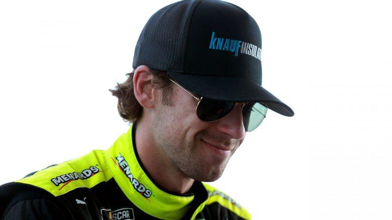 Ryan Blaney en pole des Southern 500