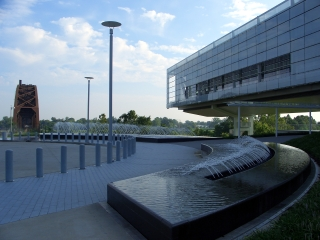 Bridge to 21st century…or N. Little Rock