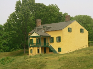 Fort Washington Visitor Center