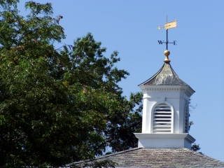 Country Spire
