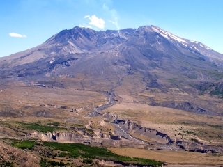 Open-Faced Volcano