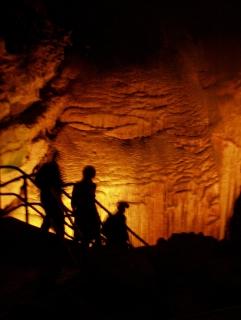 Frozen Niagara at Mammoth Cave
