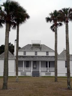 Kingsley Plantation