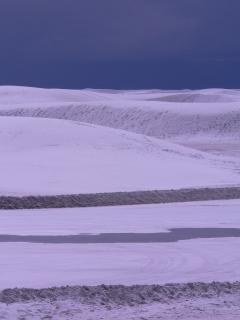 Snow or Sand?
