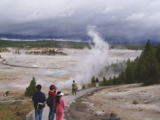 When Yellowstone Erupts