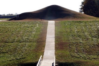 Earthlodge Mound