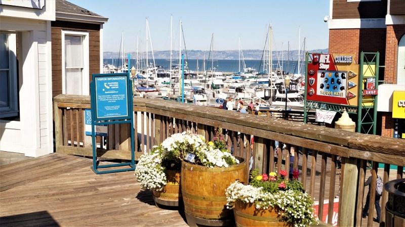 Fishermanns Wharf bummel