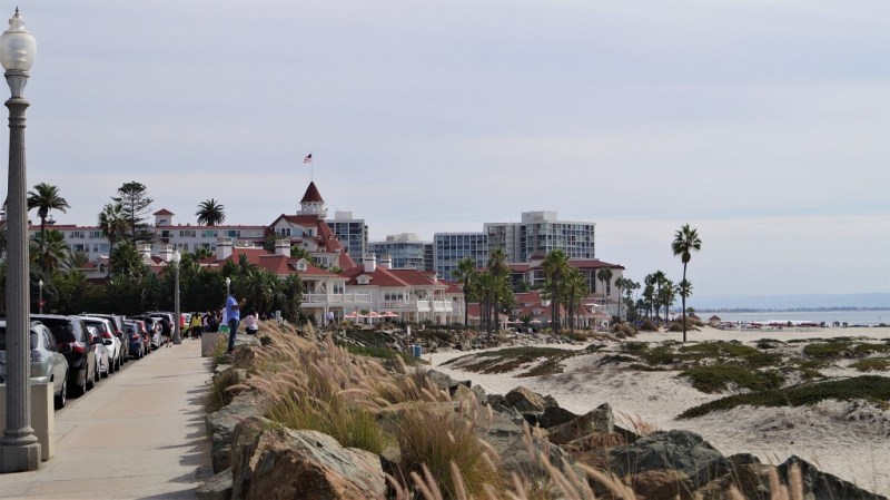 Coronado Island bei San Diego