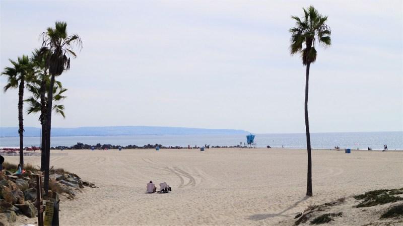 Strand bei Coronado Island