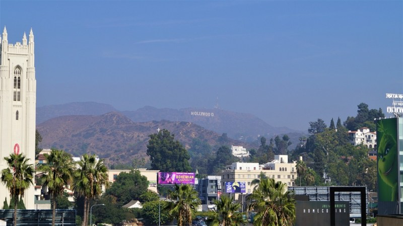 Hollywood Schild in Los Angeles