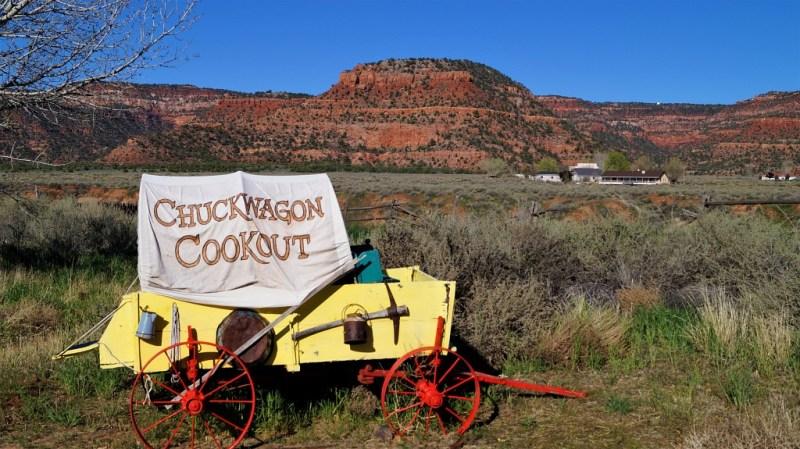 alter Wagen Utah