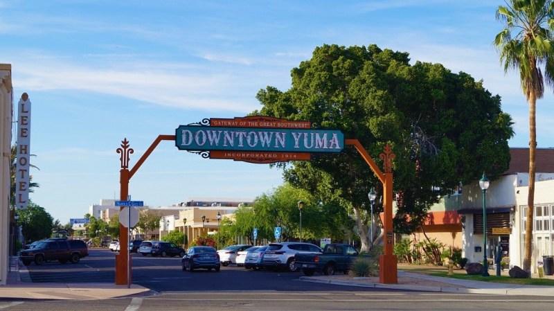Willkommen in Yuma