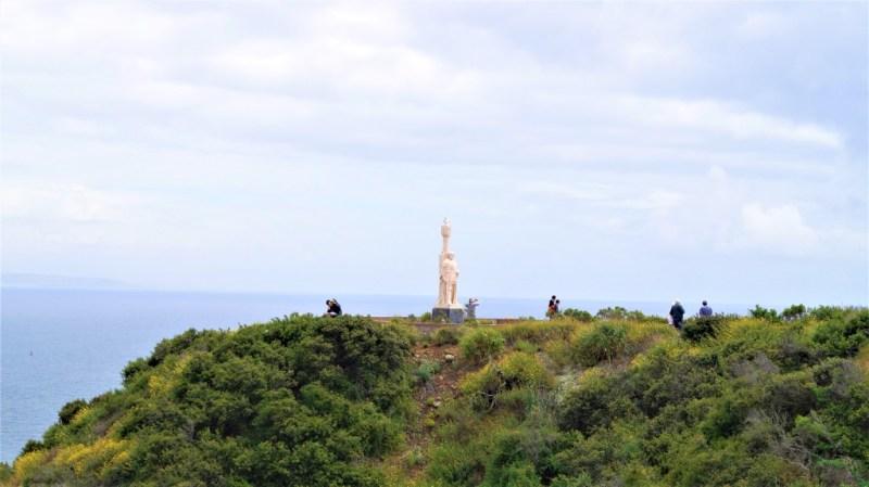 Cabrillo Statue am Point Loma
