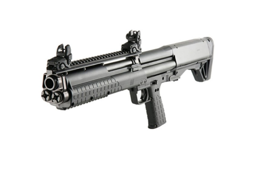 Kel-Tek KSG Pump Action shotgun for sale. Discount guns at the USA Gun Shop.