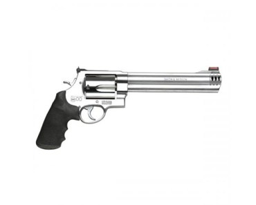 S&W 500 Magnum, a total hand cannon