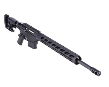 Ruger Precision Rifle, a budget Stark & Ritter