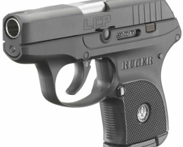 Ruger LCP380, a cheap concealed carry gun