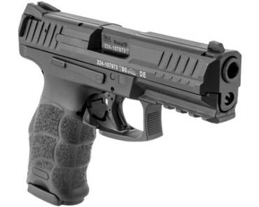 HK VP9 handgun 9mm
