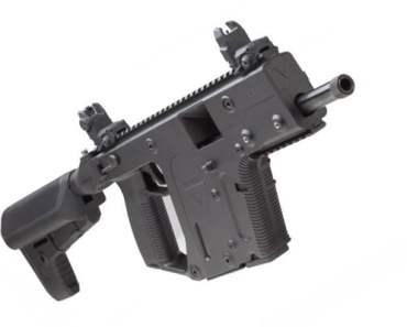 KRISS Vector snubnose submachine gun