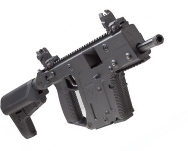 KRISS Vector snubnose submachine gun