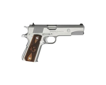 Springfield Armory 1911 stainless steel