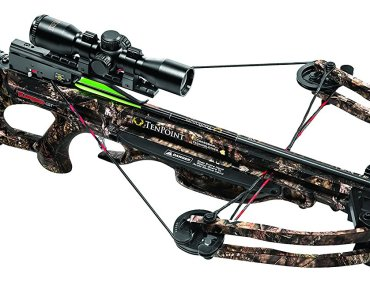 Crossbow, fun for hunting season