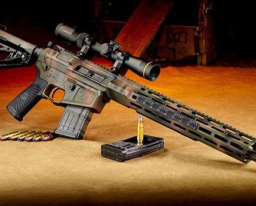 SHOT Show 2018 Review: Best New Rifles 3