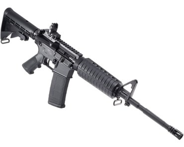 colt Law Enforcement Carbine, the semi-automatic M16