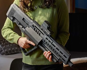 Tavor 12 Shotgun, a beast of a home defense gun with 15 rounds