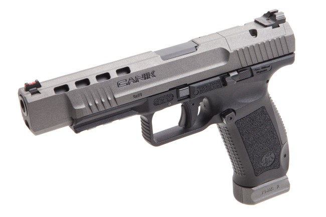 Canik TP9SFX is like a cheap alternative to the Agency Arms Glock you can't justify.