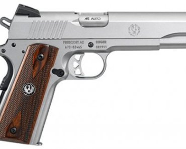 ruger SR1911 A great handgun you have to own